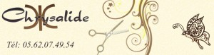 Chrysalide Coiffure 32 - Tel: 05.62.07.49.54