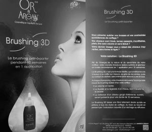 Offre Brushing 3D